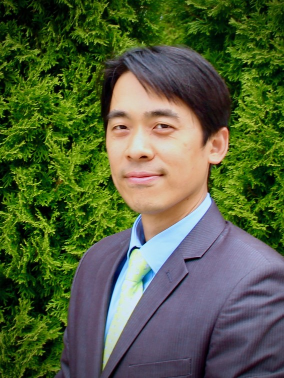 Joseph Chang - język angielski - native