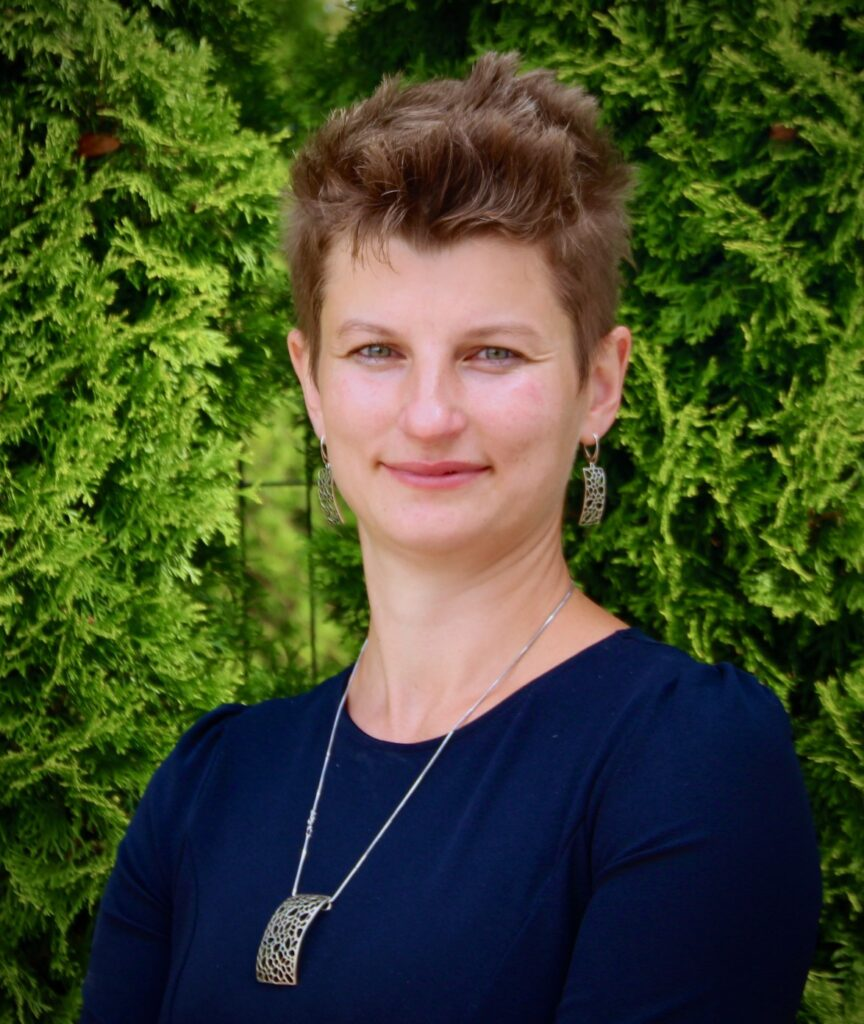 Justyna Nyc - matematyka i chemia