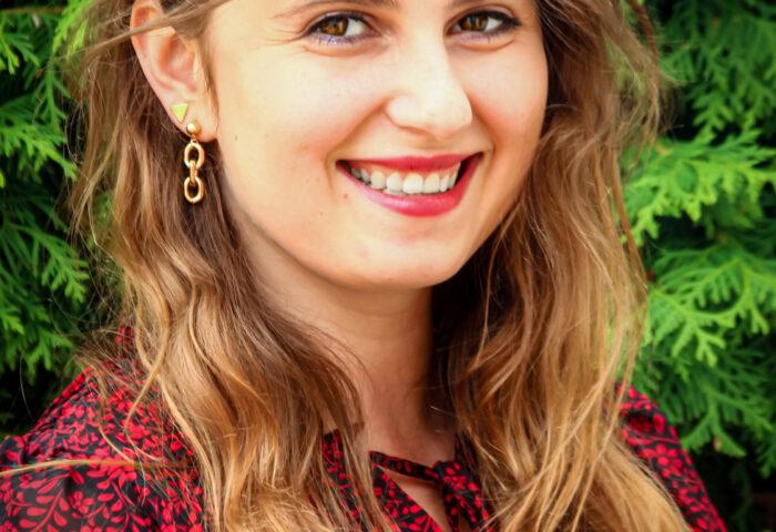 Kornelia Malesa sekretarz szkoły