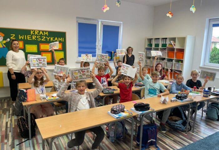speak up project szkoła podstawowa