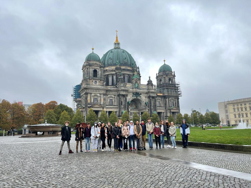 berlin wycieczka liceum